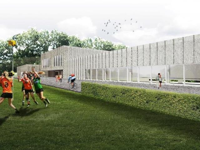 Nieuwbouwproject MFC Doelum in Renkum