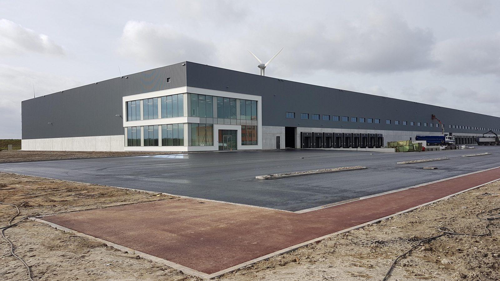 Boon Food Group – Distributiecentrum 32.000 m²