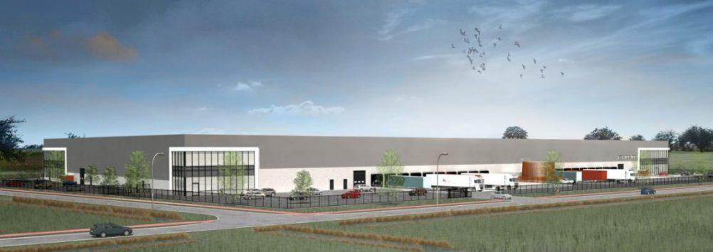 Newcorp Logistics – Distributiecentrum 30.000m²