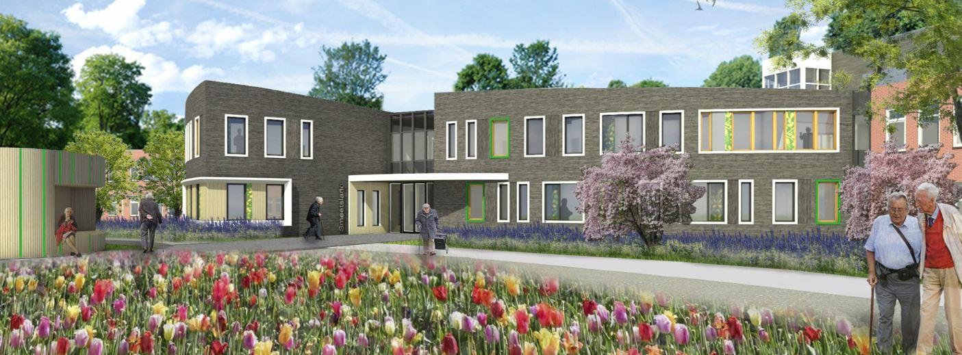 Nieuwbouw en revitalisering Smeetsland Rotterdam