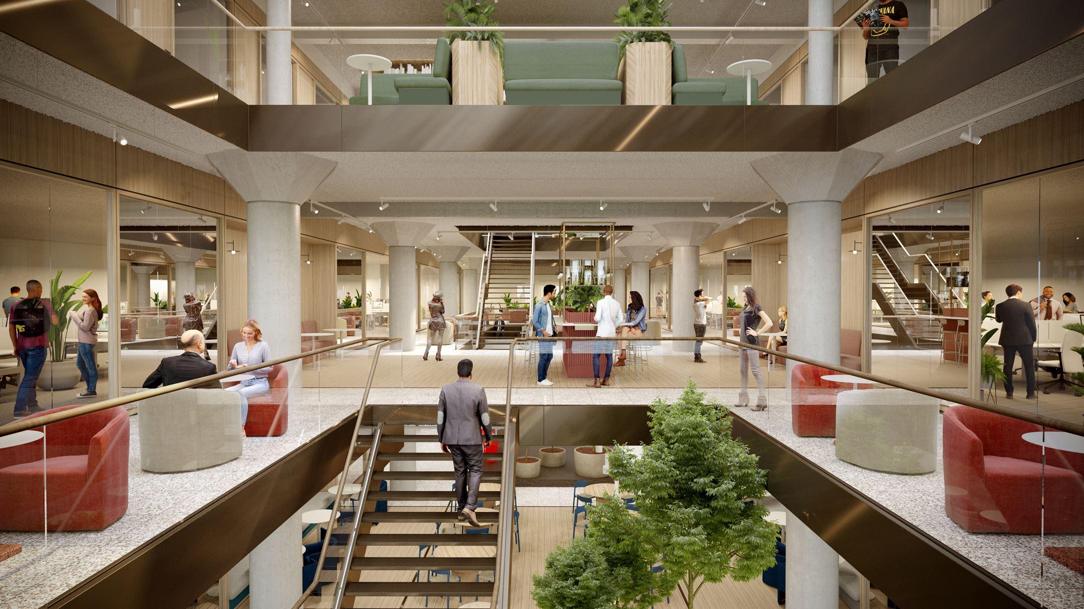 JOURNEY Offices & Spaces Arnhem