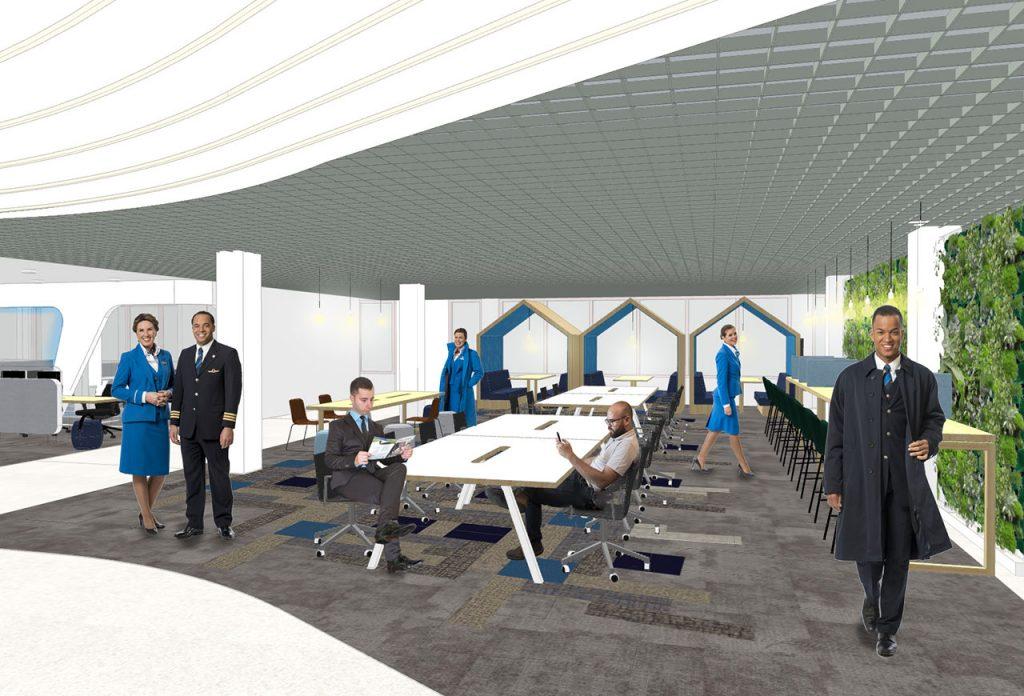 Revitalisering_KLM_Bemanningscentrum_Schiphol